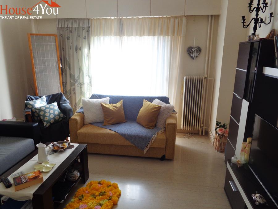 Πωλείται 2αρι διαμέρισμα 49τμ. 2ου ορόφου στους Αμπελόκηπους Ιωάννινων στην Χάρη Νιουβόλα