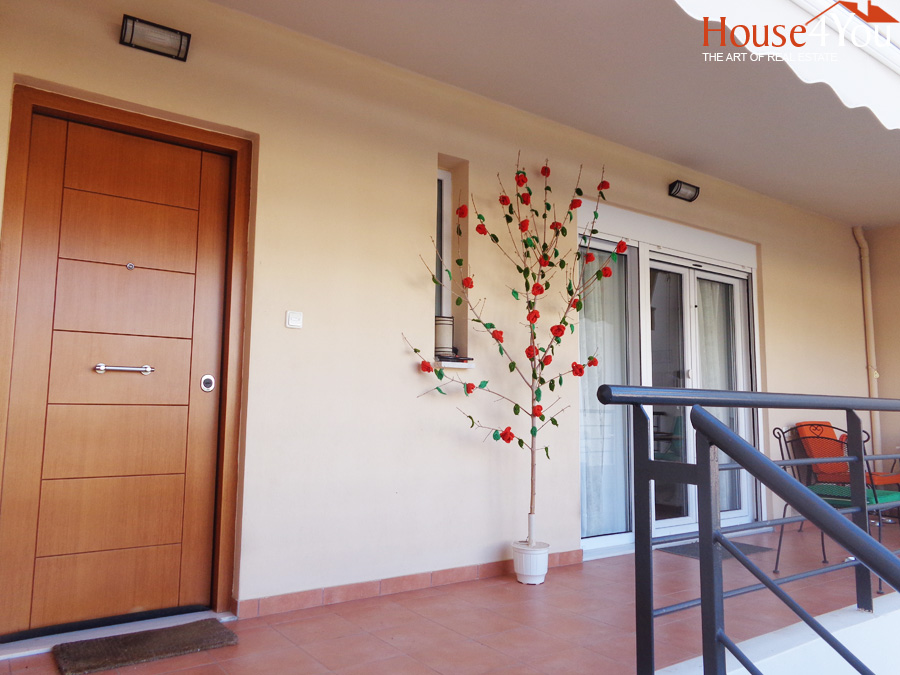 Beautiful 122m2 maisonette for sale in the Gianniotiko saloni of Ioannina in good location
