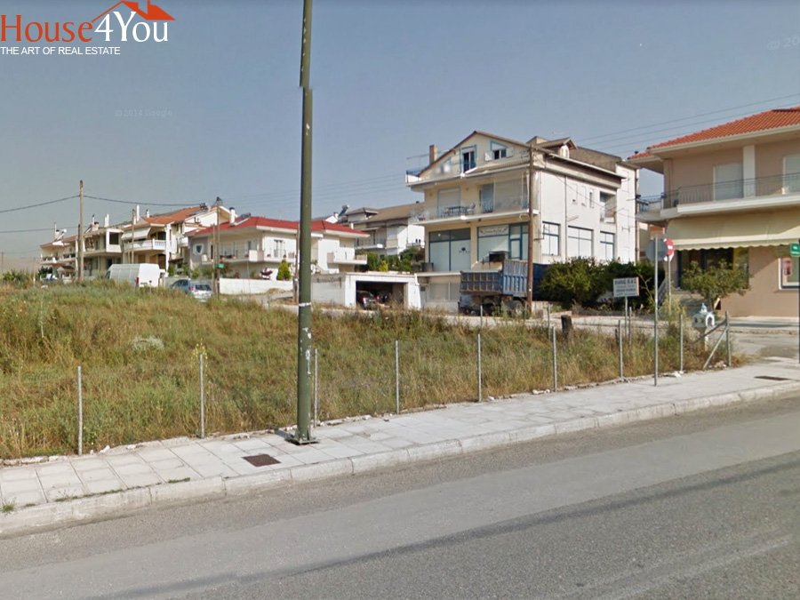 For sale plot of 503 sq.m. 0.6 on the central Ioannina street Anatoli Ioannina