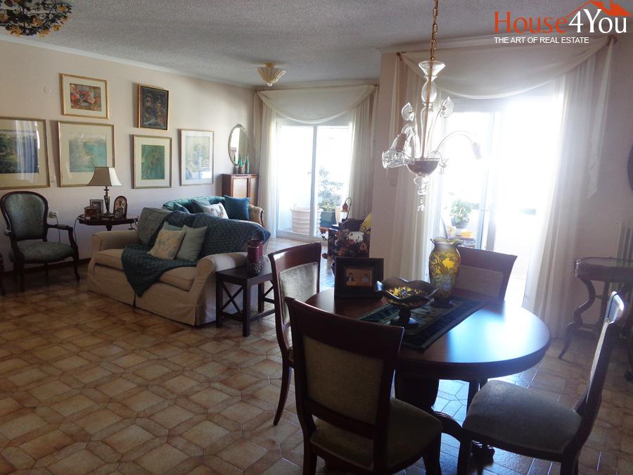 Πωλείται 5αρι διαμέρισμα 130τμ. 3ου ορόφου με αποθήκη και πάρκινγκ πλησίον Μιχαήλ Αγγέλου στο κέντρο των Ιωαννίνων
