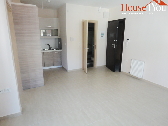For Sale new one bedroom apartment of 47sqm. 1st floor with parking and storage near S. Lamprou in Ioannina