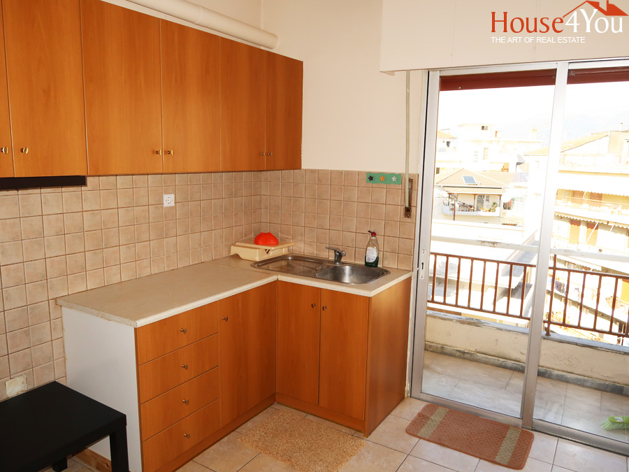 Fore rent 36 sqm one bedroom apartment in Stavridou Street near Stefanidou Street in the center of Ioannina