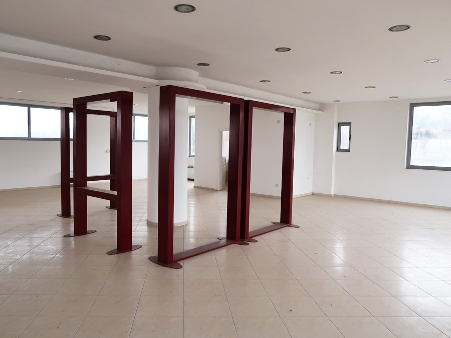 Commercial space for rent of 1260sqm. near EO Athens, Ioannina