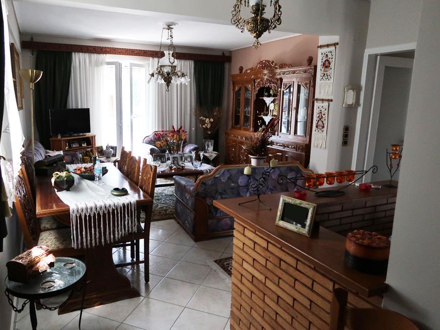 Πωλείται 4αρι διαμέρισμα 98 τμ. ανακαινισμένο στην Ανθούπολη στο Κ.Νεοχωρόπουλο Ιωαννίνων