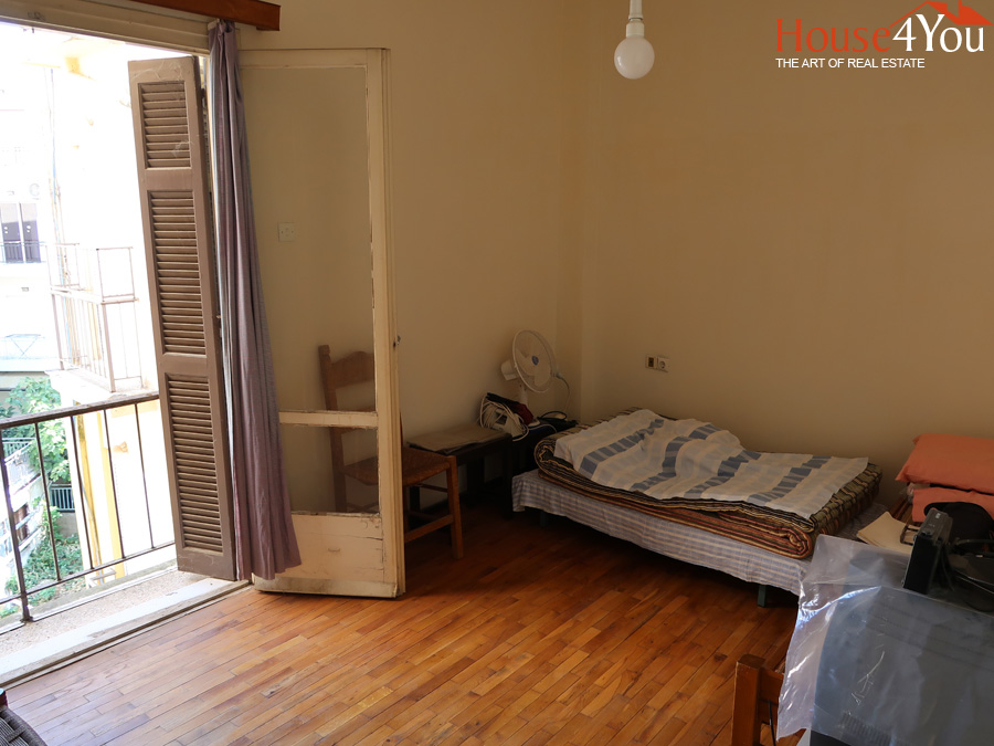 Studio for sale 33 sq.m. 2nd floor near Pargis Square in the center of Ioannina