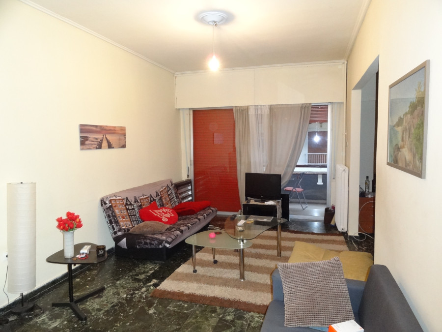 For rent 2 bedrooms apartment of 92 sq.m. in the center of the city of Ioannina