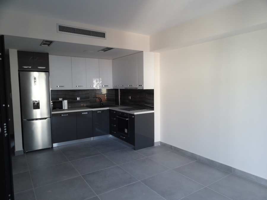 For rent newly built 1 bedroom apartment of 50 sq.m. 4th floor in the center of Ioannina