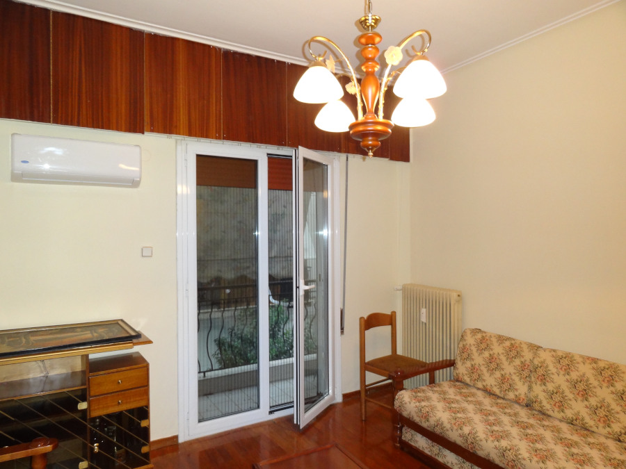 For rent furnished 1 bedroom apartment of 50 sq.m. 2nd floor in the area of Kiafa in Ioannina