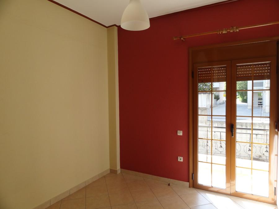 For rent 1 bedroom apartment of 50 sq.m. 1st floor in Ampelokipi in Ioannina near Hatzi square
