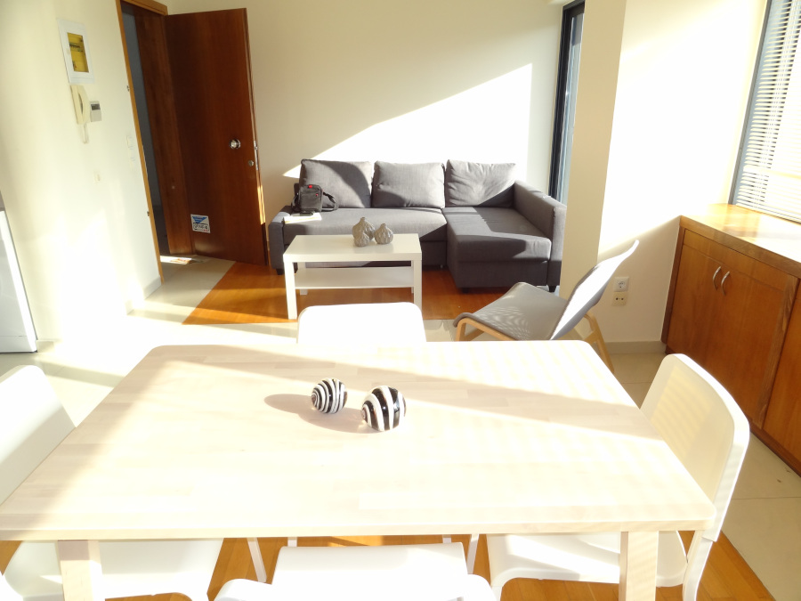 For rent furnished renovated 1 bedroom apartment of 50 sq.m. 3rd floor in the center of Ioannina at the Academy