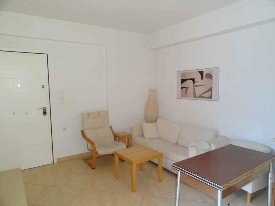 For rent furnished 2 bedrooms apartment of 55 sq.m. 2nd floor near the KTEL station in Ioannina