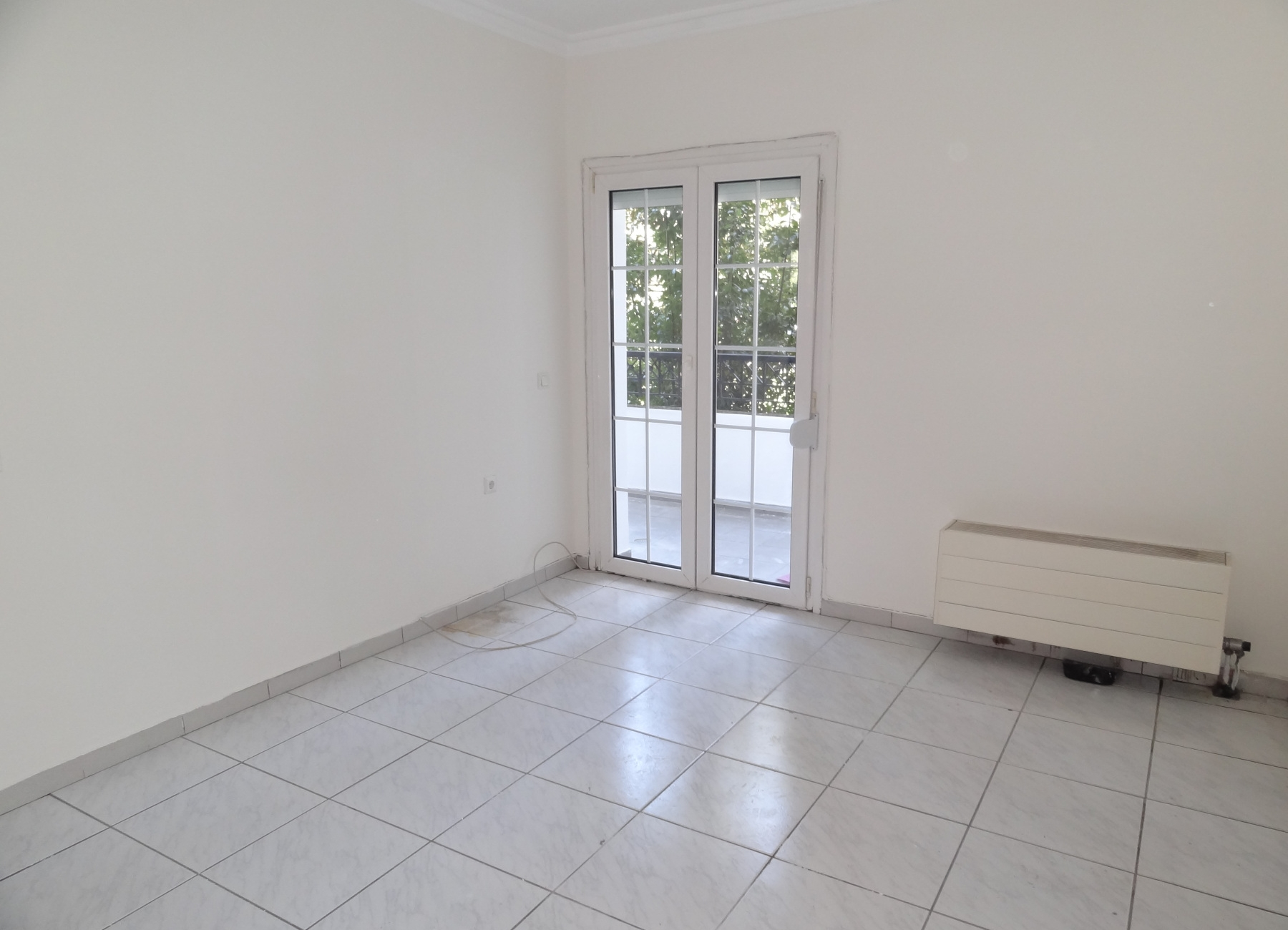 For rent comfortable 1 bedroom apartment of 55 sq.m. 1st floor near Homer Square in Ioannina