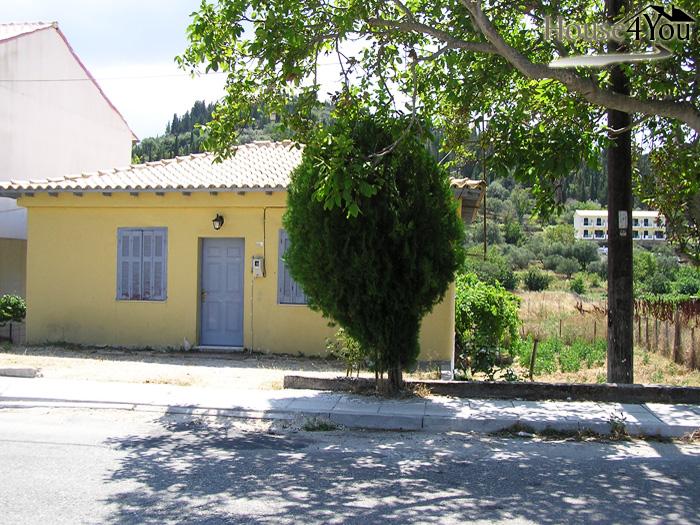 Πωλείται μονοκατοικία στο Κάβαλο Λευκάδας μόλις 10\' απο την Λευκάδα.
