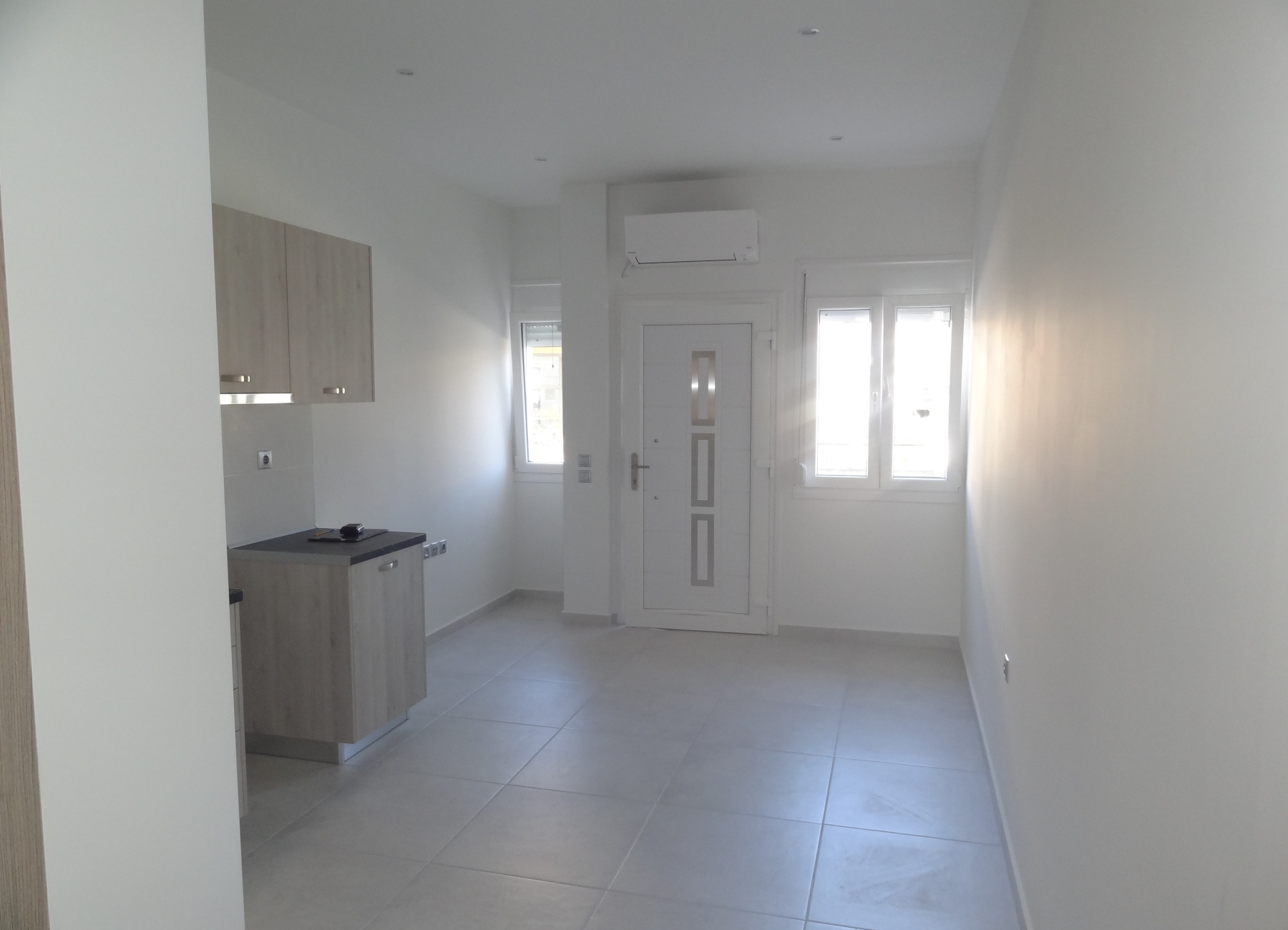 For rent newly built 1 bedroom ground floor apartment of 35 sq.m. in Ampelokipi in Ioannina
