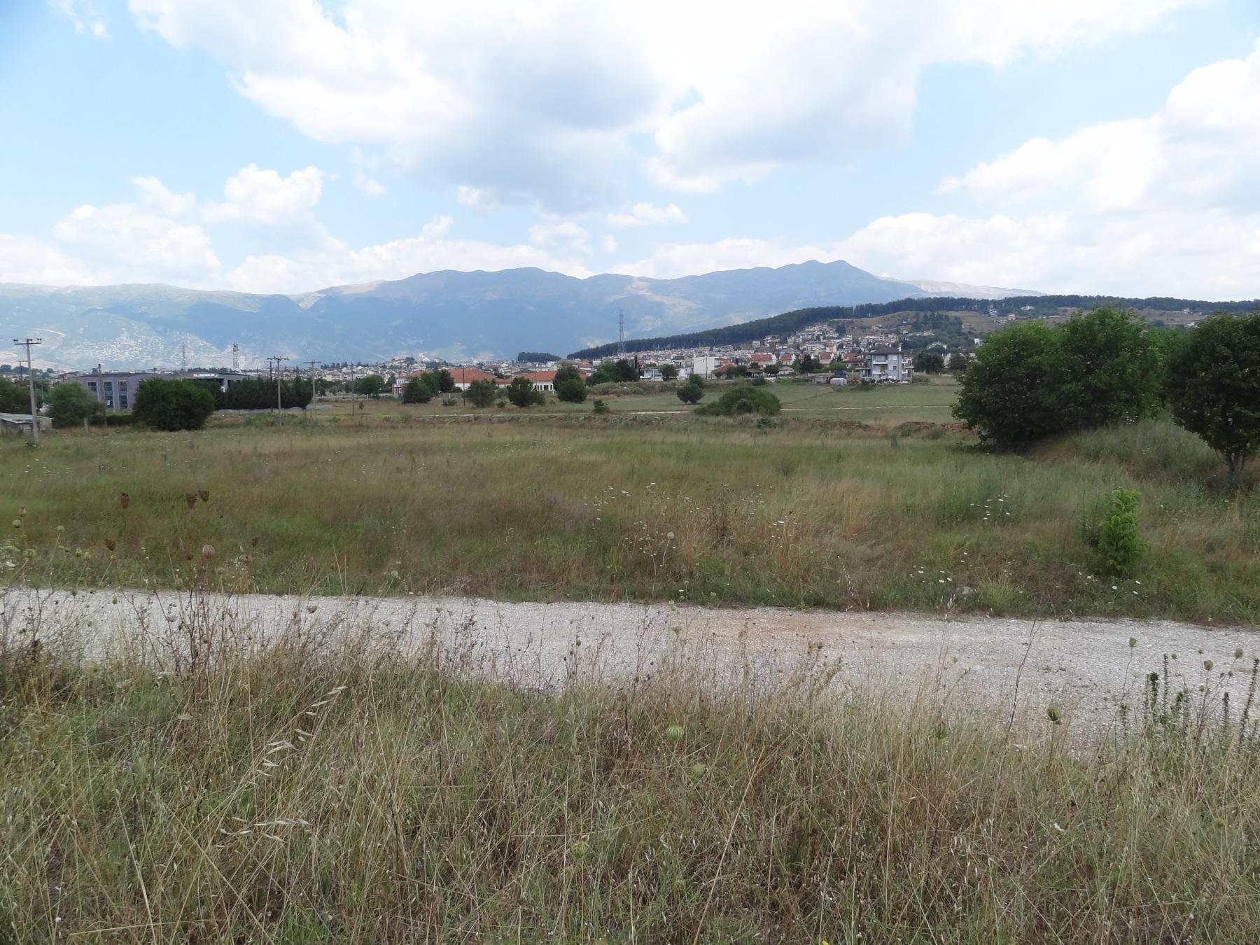 For sale a plot of 4,041 sq.m. in Kardamitsia, Ioannina