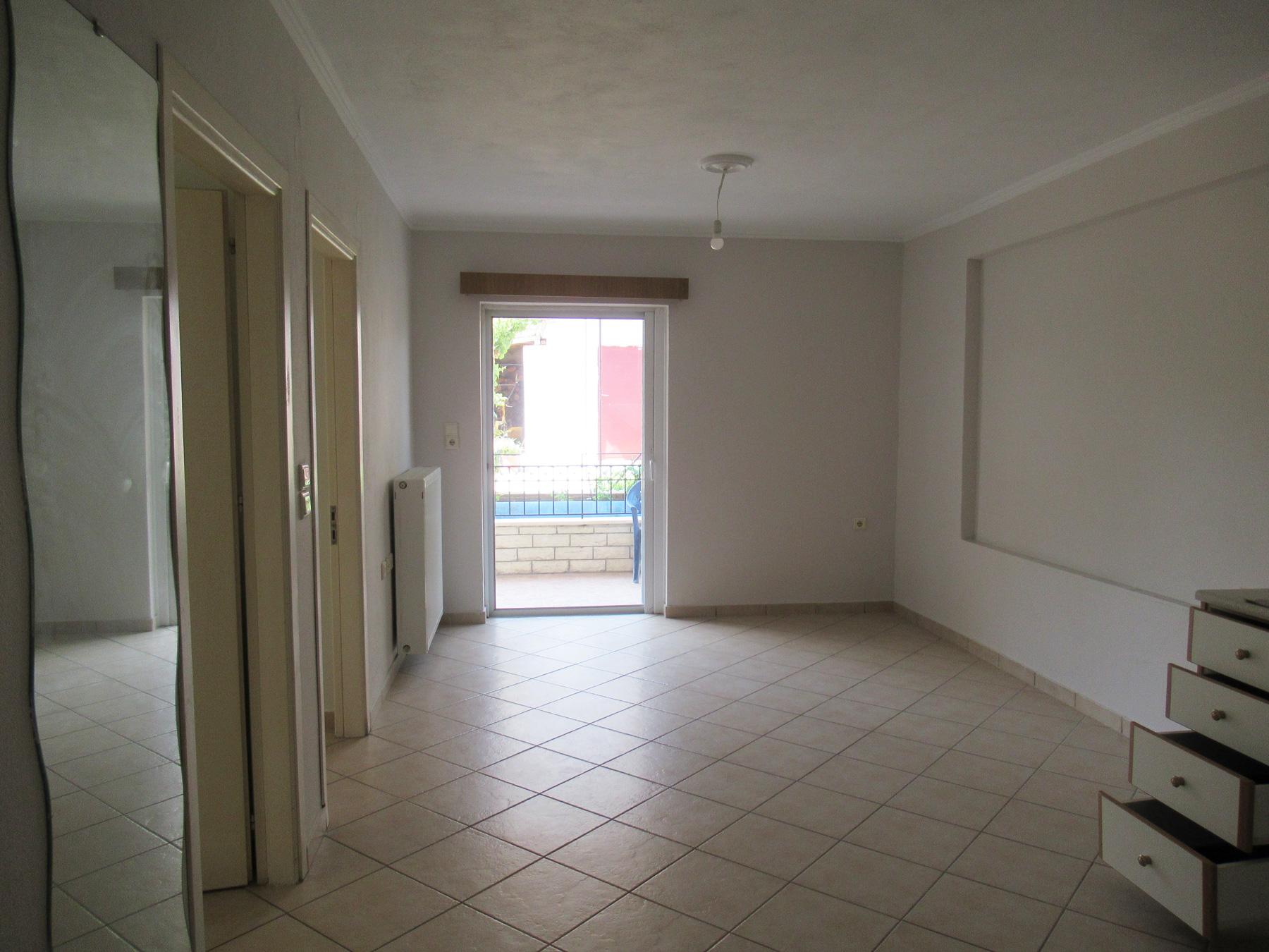 Ενοικιάζεται νεόδμητο 3αρι ισόγειο διαμέρισμα 53 τ.μ. στην Ανατολή Ιωαννίνων