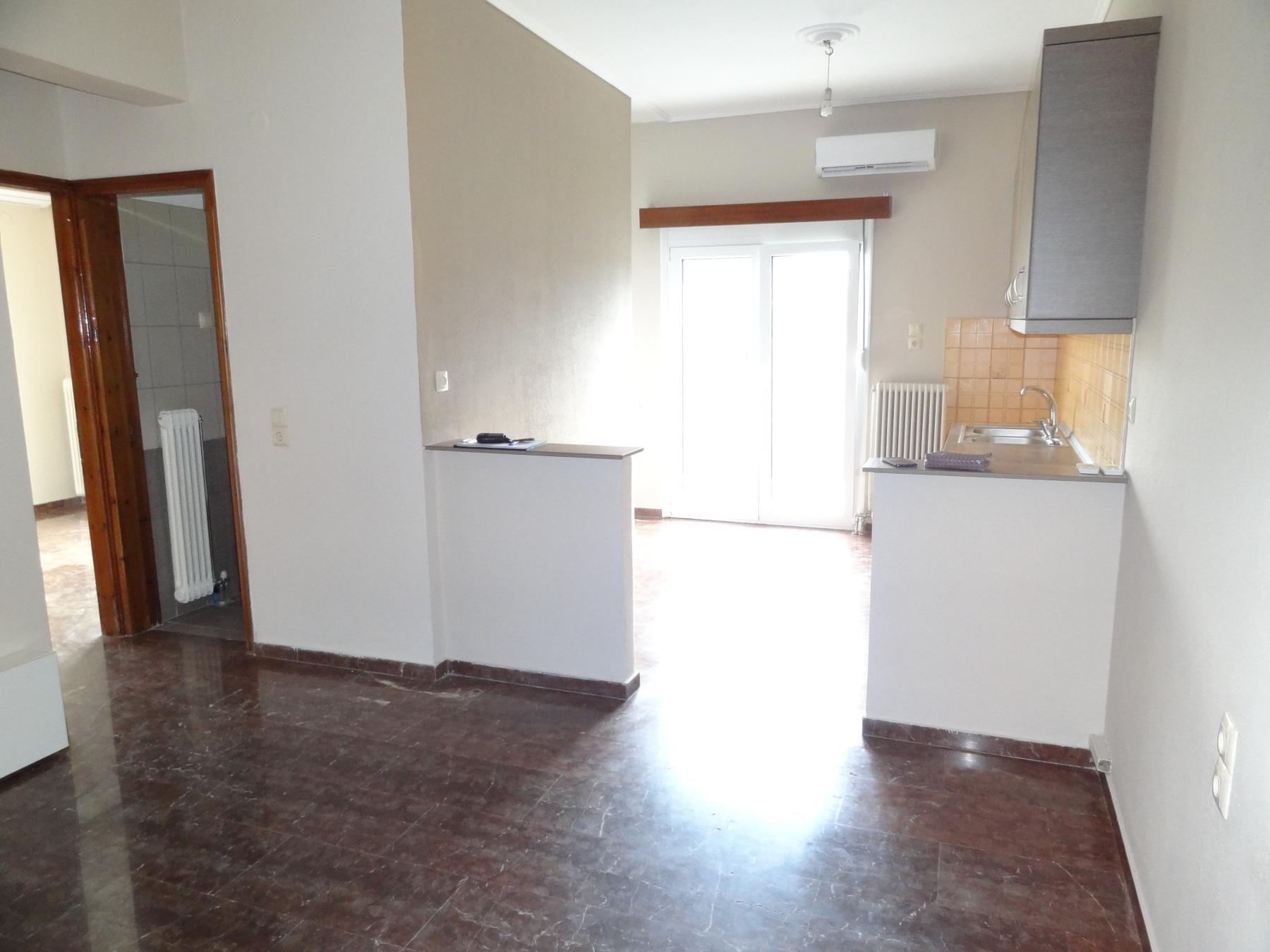 Ενοικιάζεται 2αρι διαμέρισμα 50 τ.μ. 2ου ορόφου στην Κιάφα στα Ιωάννινα