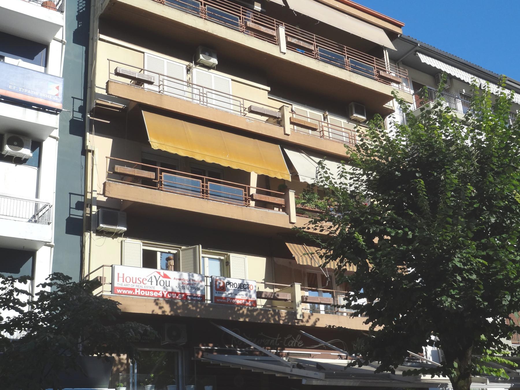 Ενοικιάζεται πλήρως ανακαινισμένο 2αρι διαμέρισμα 50 τ.μ. 1ου ορόφου επί της Λεωφόρου Δωδώνης 13 στο κέντρο των Ιωαννίνων