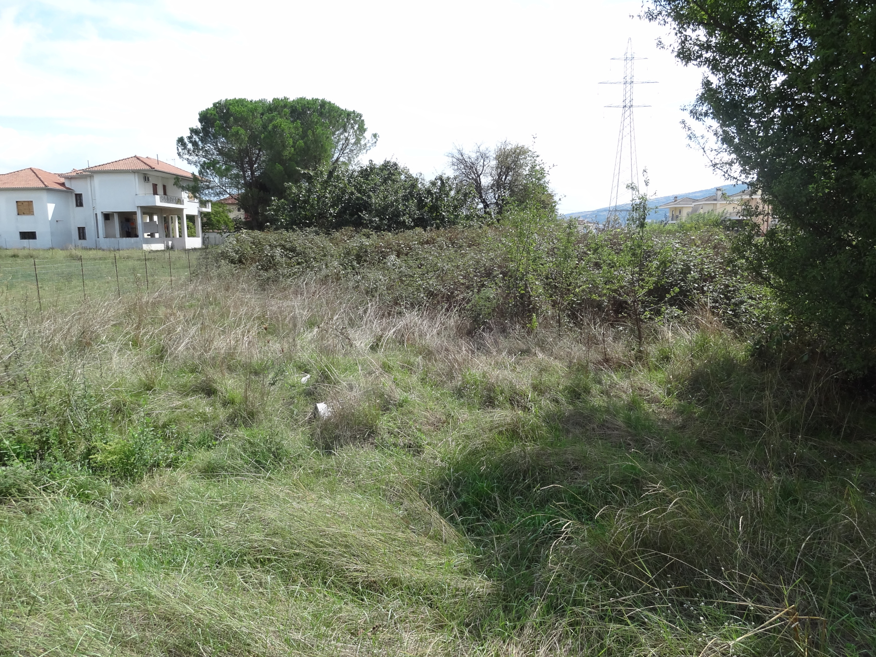 For sale a plot of 1,600 sq.m. with S.D. 0.5 in Kardamitsia, Ioannina on Olympiados Street