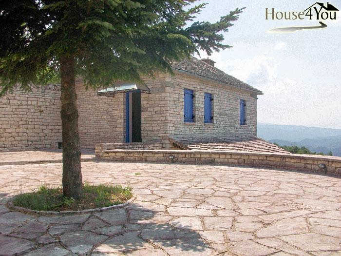 Πωλείται διόροφη οικία 120 τ.μ. στο Δ.Δ. Βίτσας στο Κεντρικό Ζαγόρι
