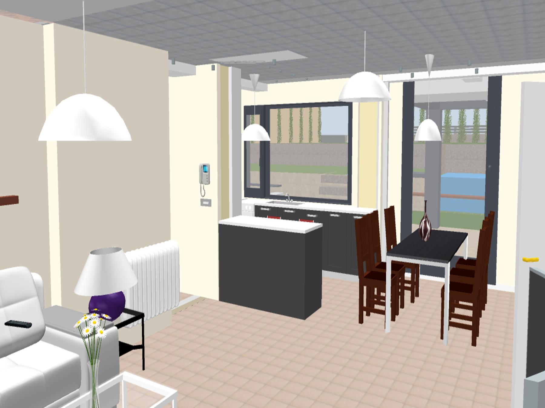 For rent under construction 2 bedrooms apartment of 99 sq.m. 1st floor in Ampelokipi in Ioannina