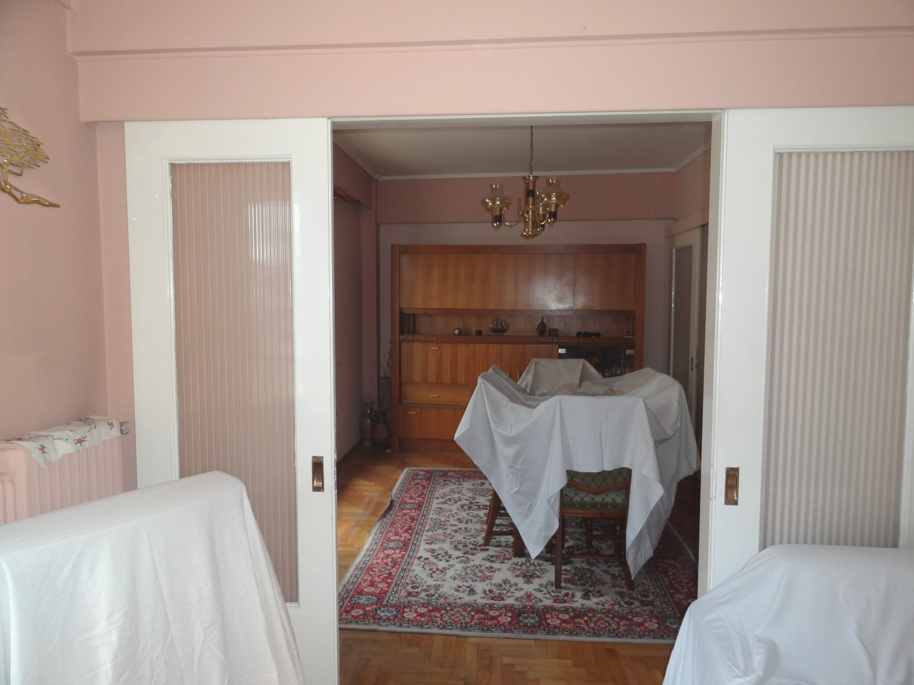 For sale 2 bedrooms apartment of 83 sq.m. 3rd floor in the center of Ioannina near Ch. Trikoupi