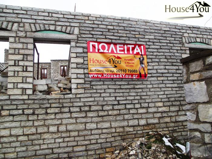 Πωλείται ξενοδοχείο υπο ανέγερση στο Μεγάλο Πάπιγκο