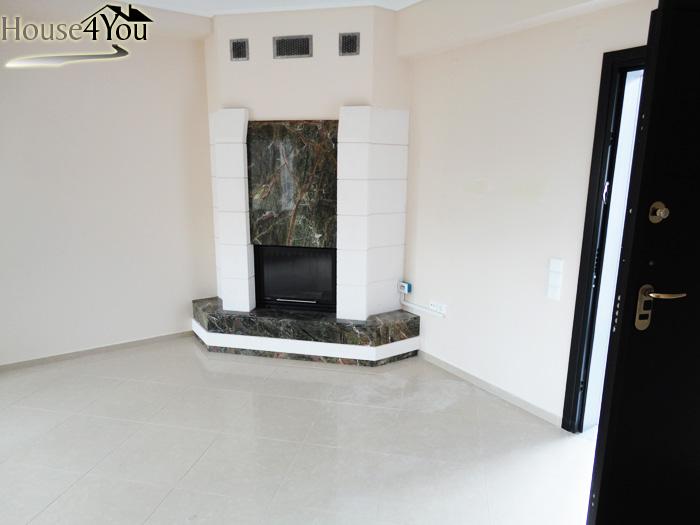 Ενοικιάζεται καινούργιο 4αρι διαμέρισμα 123 τμ. στο κέντρο της πόλης των Ιωαννίνων