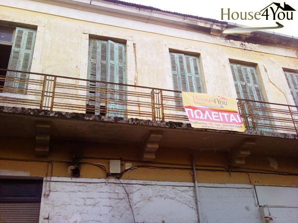 Πωλείται διατηρητέο κτίριο επιφάνειας 270τμ. στο Κέντρο των Ιωαννίνων