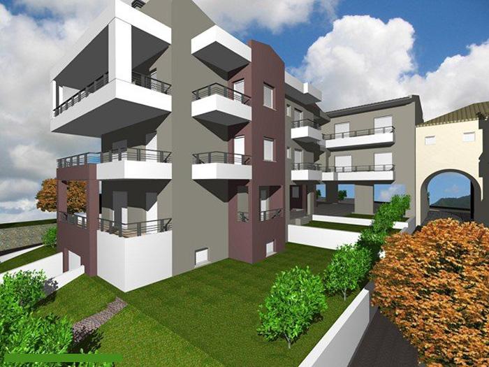 Πωλείται καινούργιο 4αρι 105τμ. οροφοδιαμέρισμα 2ου ορόφου στην Κιάφα Ιωαννίνων