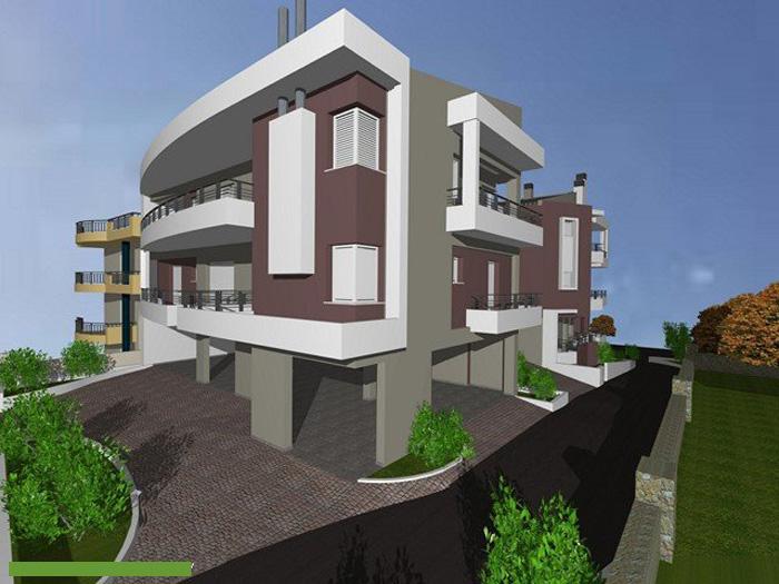 Πωλείται καινούργιο 3αρι 82 τμ. διαμέρισμα 1ου ορόφου στην Κιάφα Ιωαννίνων