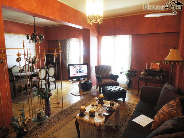 Πωλείται 3αρι διαμέρισμα 124τμ. 2ου ορόφου στο κέντρο των Ιωαννίνων