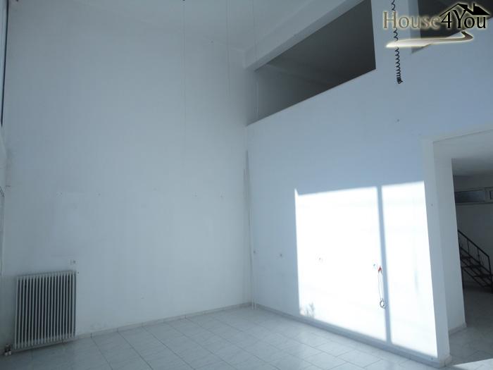 Ενοικιάζεται ισόγειο κατάστημα συνολικά 125τμ στην περιοχή του Γηροκομείου, Ιωάννινα.