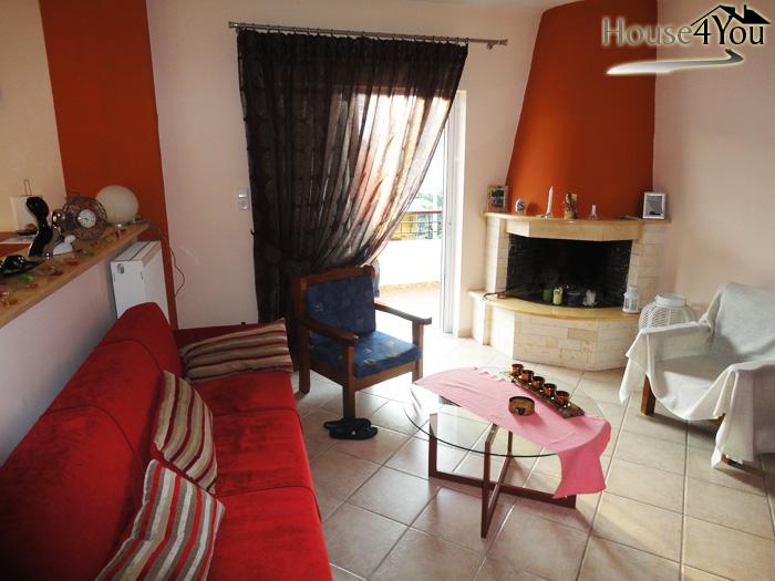 Πωλείται 3αρι διαμέρισμα 80τμ. 1ου ορόφου του 2007 στην Ανατολή Ιωαννίνων