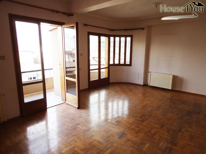 Πωλείται 3αρι διαμέρισμα 102τμ. 4ου ορόφου κοντά στο άλσος των Ιωαννίνων
