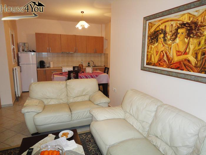 Πωλείται δυάρι διαμέρισμα πλήρως επιπλωμένο 44τμ. 5ετίας στην Σπύρου Λάμπρου στα Γιάννενα