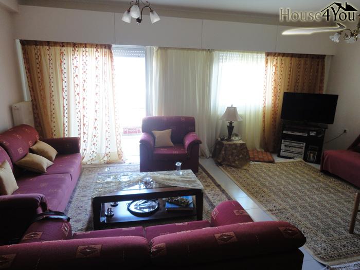 Πωλείται τεσσάρι διαμέρισμα 105τμ. σε κάθετο στην Μ.Αλεξάνδρου στα Γιάννενα