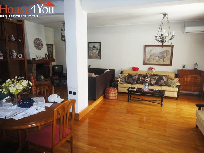Πωλείται 4αρι διαμέρισμα 123τμ. 2ου ορόφου στο Αρχιμανδρειό στα Γιάννενα