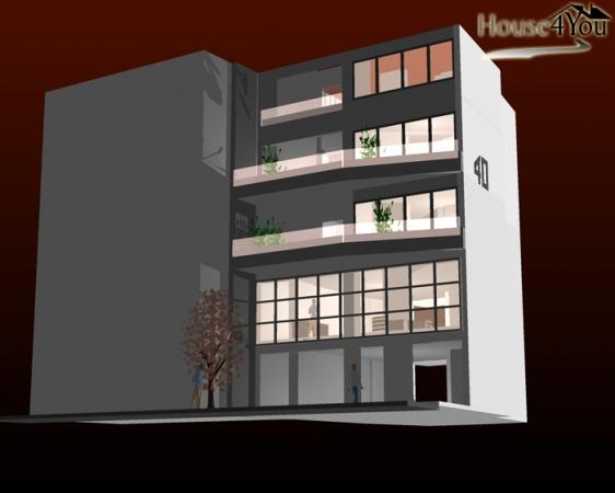 Πωλείται διαμέρισμα 140τμ.  2 επιπέδων και με σοφίτα 40τμ. στο κέντρο των Ιωαννίνων