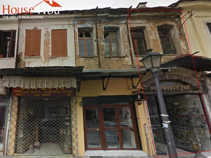 Πωλείται επαγγελματικός χώρος 163τμ. στην οδό Ανεξαρτησίας στα Γιάννενα
