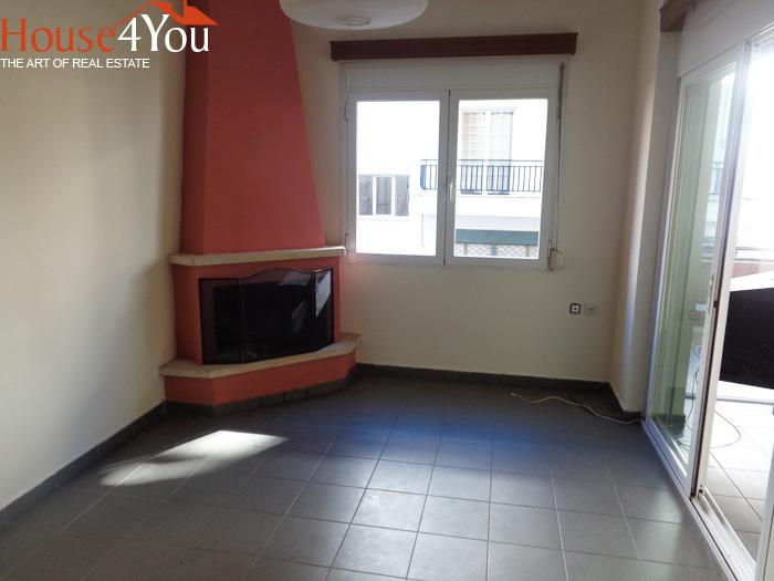 Πωλείται δυάρι διαμέρισμα 51τμ. 1ου ορόφου στους Αμπελόκηπους Ιωαννίνων