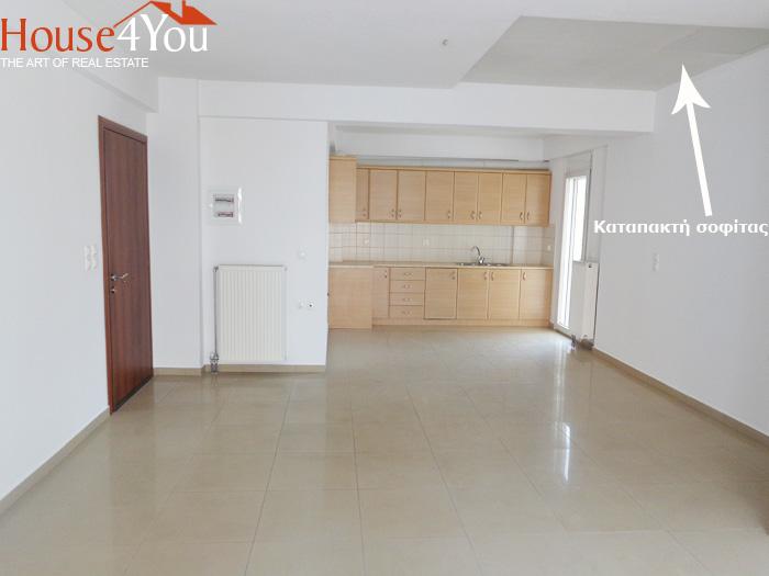 Πωλείται 4αρι διαμέρισμα 94τμ. του 2010 2ου ορόφου στον Μώλο στα Γιάννενα