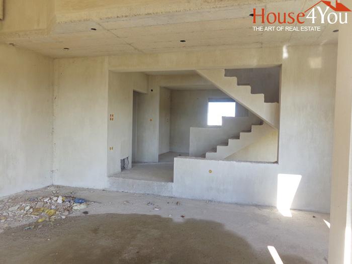 Πωλείται υπο κατασκευή μονοκατοικία 170τμ. κοντά στην Βλαχόστρατα στο Σταυράκι Ιωαννίνων