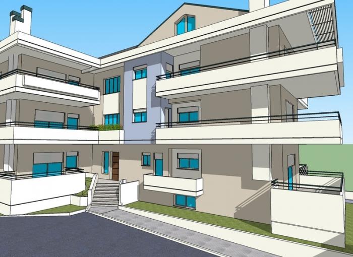 Πωλείται καινούργιο διαμέρισμα 4αρι 112 τμ. 1ου ορόφου του 2015 σε καλή περιοχή στα Γιάννενα