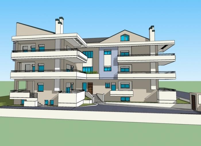 Πωλείται καινούργιο διαμέρισμα 4αρι 100 τμ. 1ου ορόφου του 2015 σε καλή περιοχή στα Γιάννενα