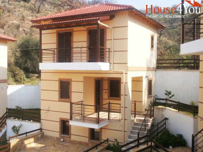 Πωλείται μεζονέτα μονοκατοικία 98τμ. καινούργια του 2014 στα Σύβοτα Θεσπρωτίας