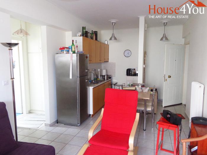 Πωλείται δυάρι διαμέρισμα 49τμ. 1ου ορόφου του 2006 στην Κιάφα Ιωαννίνων