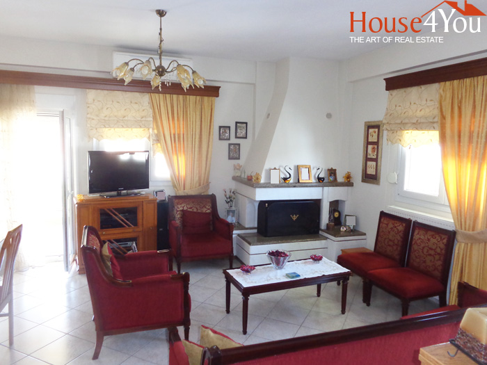Πωλείται διαμέρισμα 3αρι 84τμ. του 2003 2ου ορόφου στους Αμπελόκηπους Ιωαννίνων