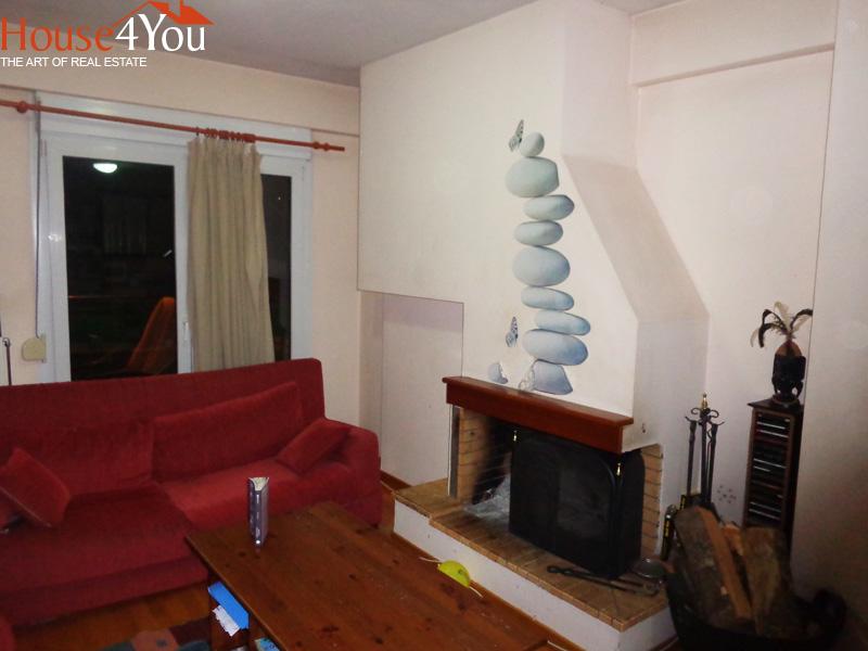 Πωλείται τριάρι διαμέρισμα 76 τμ. 5ου ορόφου του 2004 με πολύ ωραία θέα στην οδό Βηλαρά Ιωαννίνων