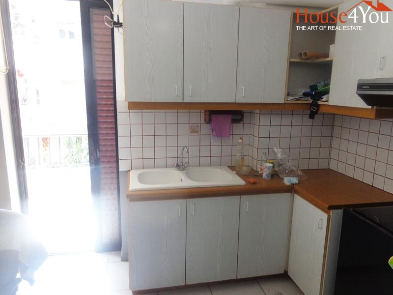 Πωλείται διαμέρισμα δυάρι 73τμ. 1ου ορόφου στην πεζοδρομημένη Μιχαήλ Αγγέλου στο κέντρο των Ιωαννίνων